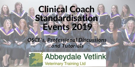 Clinical coach standardisation events 2019 tickets