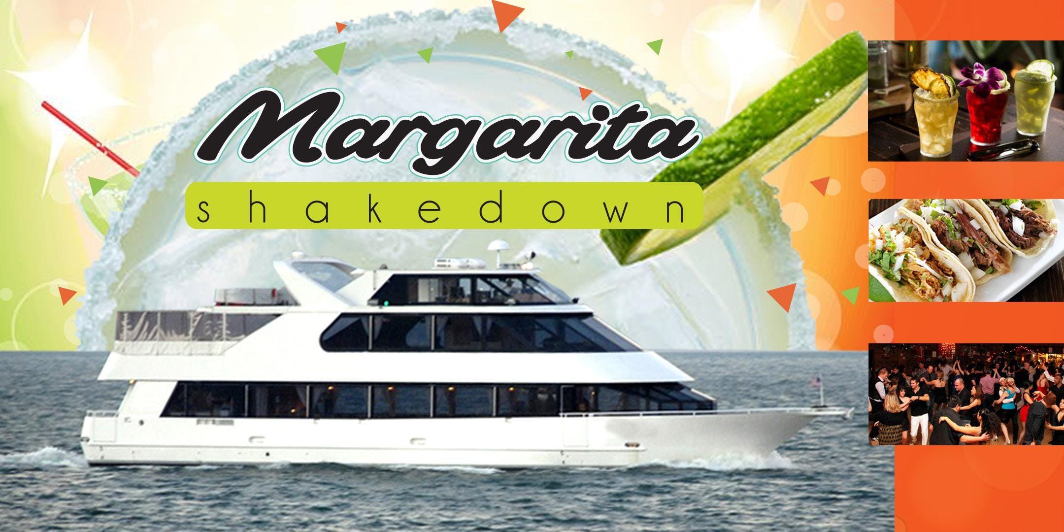 Margarita Shakedown Yacht Party Cruise Mar 1s