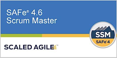 SAFe® 4.6 (Scaled Agile Framework)Scrum Master with SSM Certification tickets