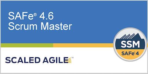 SAFe® 4.6 (Scaled Agile Framework)Scrum Master with SSM Certification