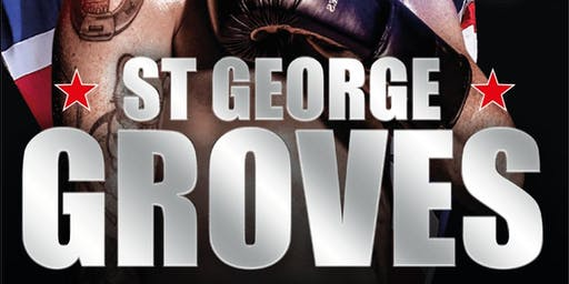AN EVENING WITH - SAINT GEORGE GROVES