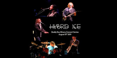 Hybrid Ice and Big Bang at Buddy Boy Winery tickets