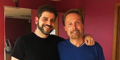 Yoga and Live Music with GIRISH and Chuck Raffoni