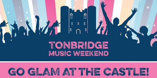 Tonbridge Music Weekend with 'The Rocket Man' Elton John Tribute Act and support from 'Stayin Alive UK'.