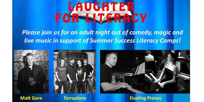 Laughter for Literacy