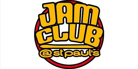 JAM Club tickets