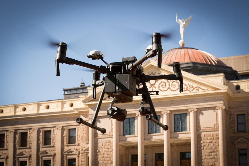 Arizona Aerospace Day at the Capitol