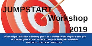 """Jump Start 90 Day Target Marketing Plan"" Virtual..."
