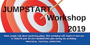 """""""Jump Start 90 Day Target Marketing Plan"""" Virtual..."""
