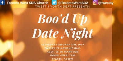 TWest Youth Dept presents: Date Night