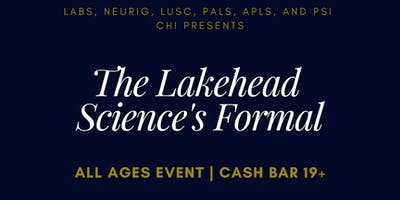 Lakehead Science Formal