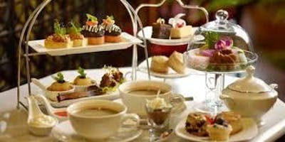 English High Tea with Oxford & Cambridge Society NL