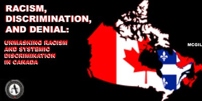 BHM 2019 - Racism and Systemic Discrimination : The Canadian Context