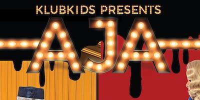 Klub Kids Helsinki presents AJA (BOX OFFICE Album release tour)