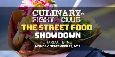 Culinary Fight Club - CHARLOTTE: Street Food Showdown