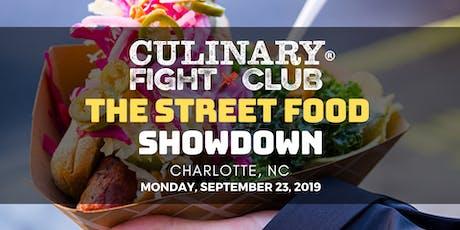 Culinary Fight Club - CHARLOTTE: Street Food Showdown tickets