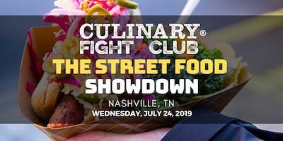 Culinary Fight Club - NASHVILLE: Street Food Showdown