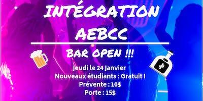 Intégration AEBCC !