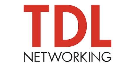 TDL October 2019 tickets