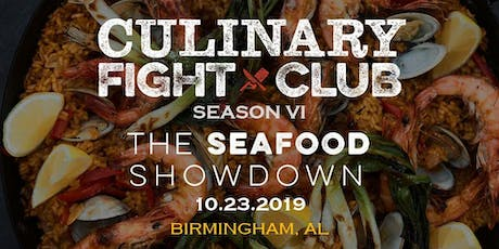 Culinary Fight Club - BIRMINGHAM: Seafood Showdown tickets