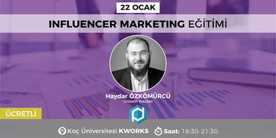 Influencer Marketing Eğitimi [ÜCRETLİ]