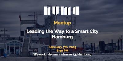 Meetup: Leading the Way to a Smart City Hamburg