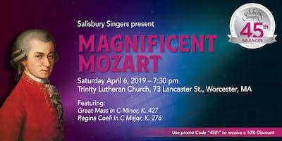 Magnificent Mozart!
