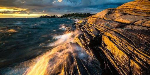 Franklin Island Photography Workshop (Augut 8-10, 2019)