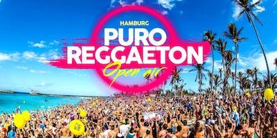 Hamburg 2019 ☆ OPEN AIR ☆ Puro Reggaeton