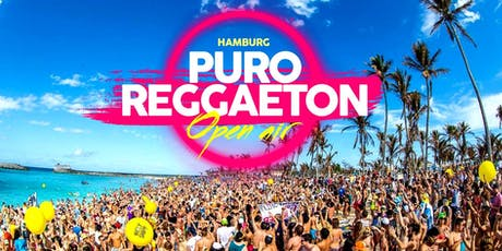 Hamburg 2019 ☆ OPEN AIR ☆ Puro Reggaeton Tickets