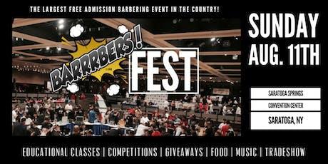 BARRRBERS! Fest tickets