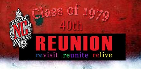 North Central 40 Year Reunion tickets