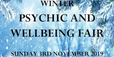 Thirdeye Psychic & Wellbeing Winter Fayre Thame