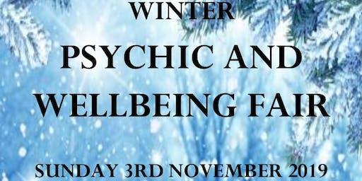 Thirdeye Psychic & Wellbeing Winter Fayre Thame