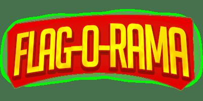 "FLAG-O-RAMA ""ATLANTA BIGGEST FLAG PARTY"""