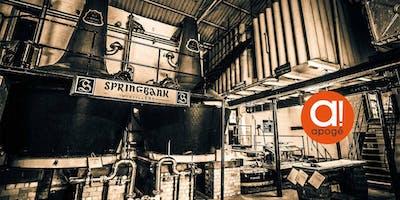 Masterclass Springbank & Kilkerran @apogé