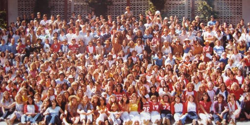 Saratoga High School Class of '79  40-Year Reunion!