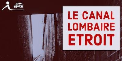 CONFERENCE CANAL LOMBAIRE ETROIT avec Gabor SAGI et Benjamin NICOT
