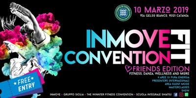 INMOVE FIT CONVENTION FRIENDS EDITION