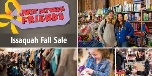 Huge Kids Consignment Event! Free Admission Pass • JBF Issaquah Fall 19