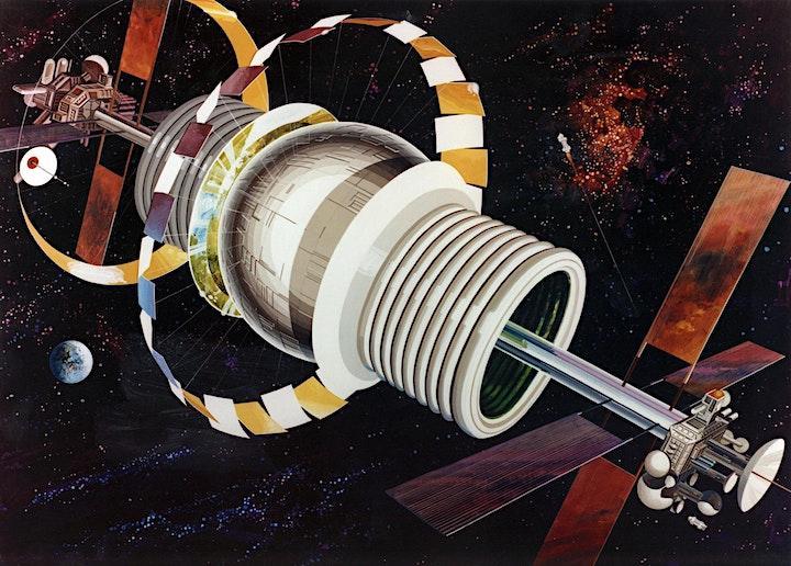 SSI 50: The Space Settlement Enterprise image