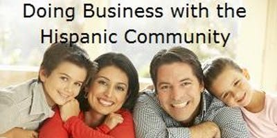 Doing Business with the Hispanic Community  -  3 Hours CE FREE  Peachtree Corners