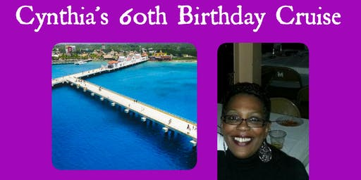 Cynthia's 60th Birthday Cruise