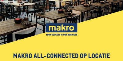 Makro All-Connected op Locatie!