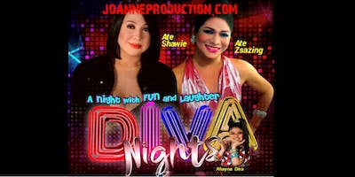 Diva Nights Comedy Show