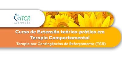 Curso de Extensão Teórico-Prático em Terapia Comportamental (TCR) 2019