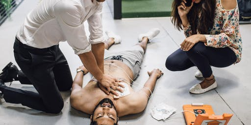 Groupon Exclusive Offer - Sydney - Provide First Aid Course