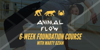 Animal Flow® – 6 Week Foundation Course