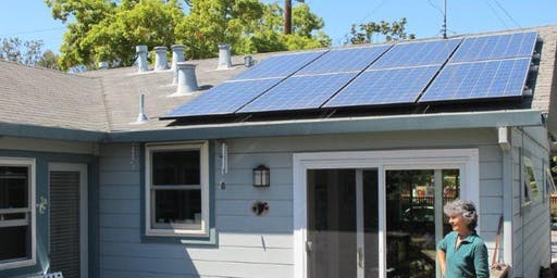 Going Solar Workshop-Milpitas下午12:15至1:30