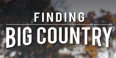 Finding Big Country - Victoria Screenings